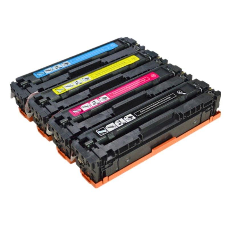 Compatible HP 410A 410X CF410X CF410A CF411X CF412X CF413X pour HP Color LaserJet Pro MFP M477fnw M477fdw M477 Cartouche De Toner