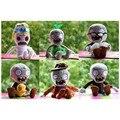 Растения против Зомби Плюшевые Игрушки Зомби Мягкие Чучела Ткань Кулон Рождественские Подарки Для Детей Игрушки S20