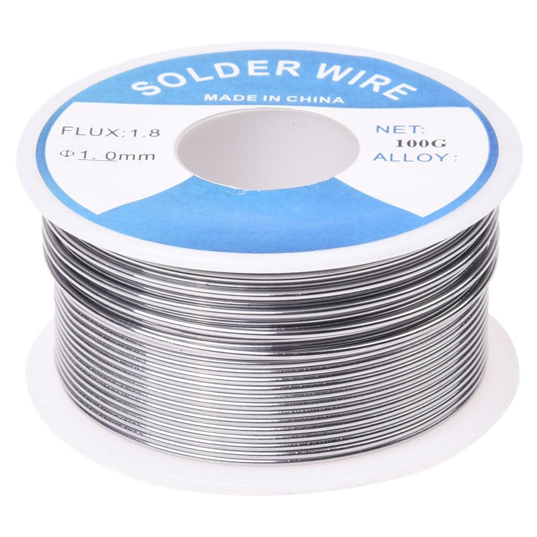 Electronics Solder Wire Diameter 1.0 Mm  100g Soldering Wire