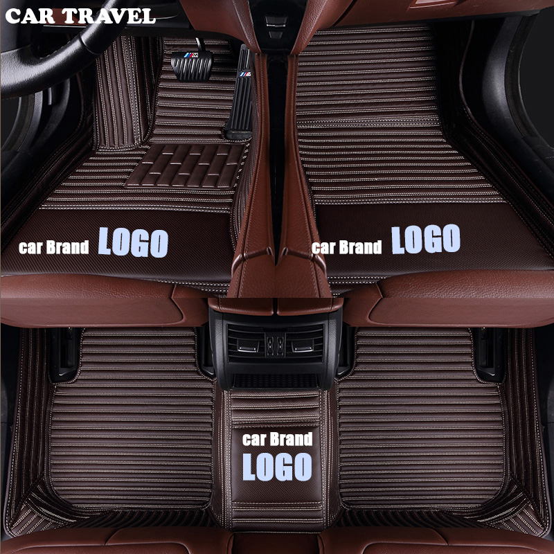 CAR TRAVEL Custom Car Floor Mat For Acura LOGO Acura MDX