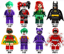 Building Blocks Brinquedos Model set Figures Toys Batman movie super hero compatible with Legoings For boys