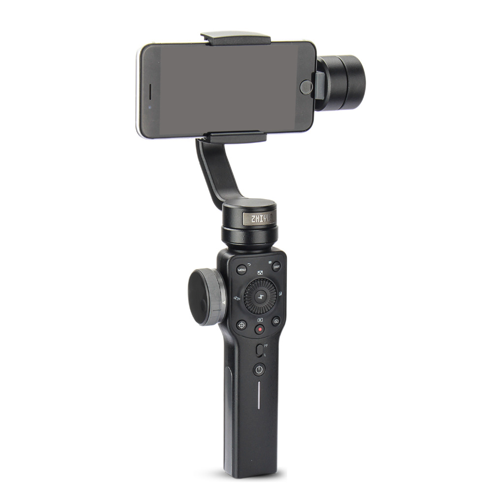Zhiyun Smooth 4 3 Axis Handheld Gimbal Stabilizer For IPhone X 8 7 Plus Samsung S8