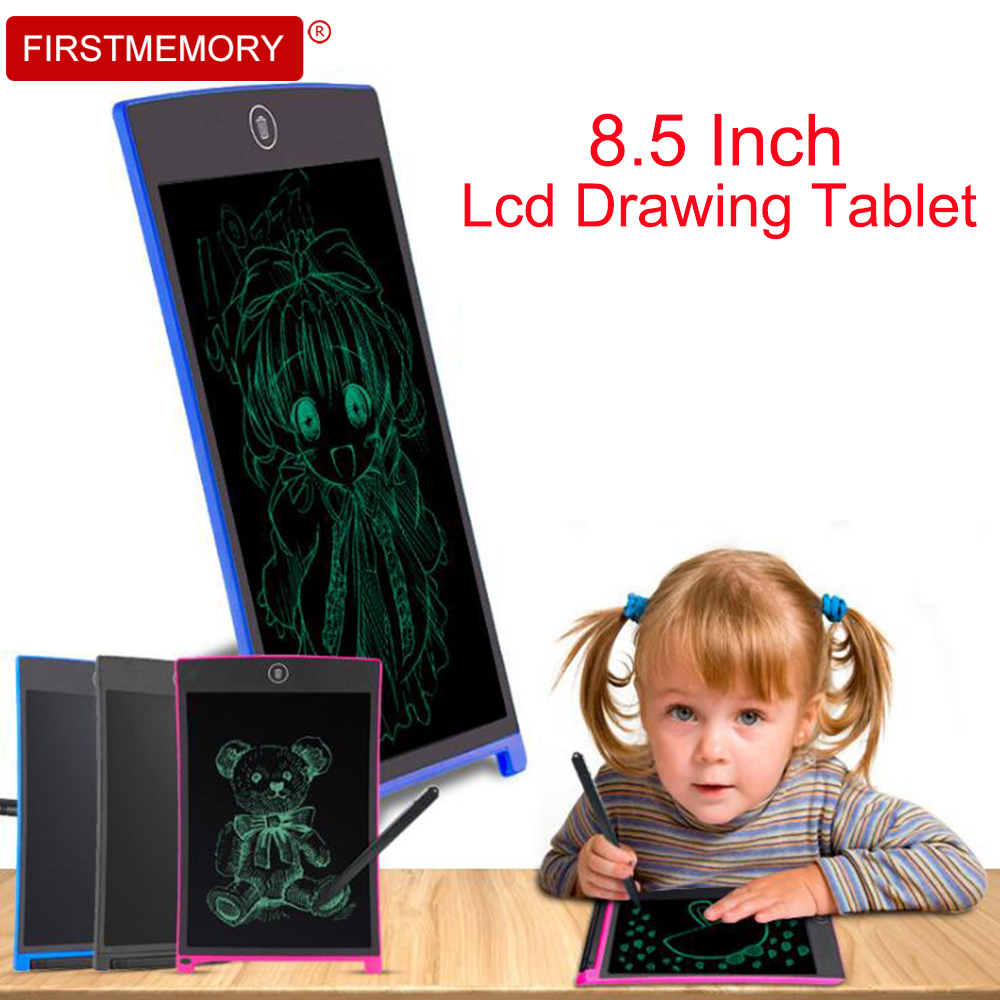 Firstmemory 8.5'' LCD Drawing Tablet Digital Graphics Handwr
