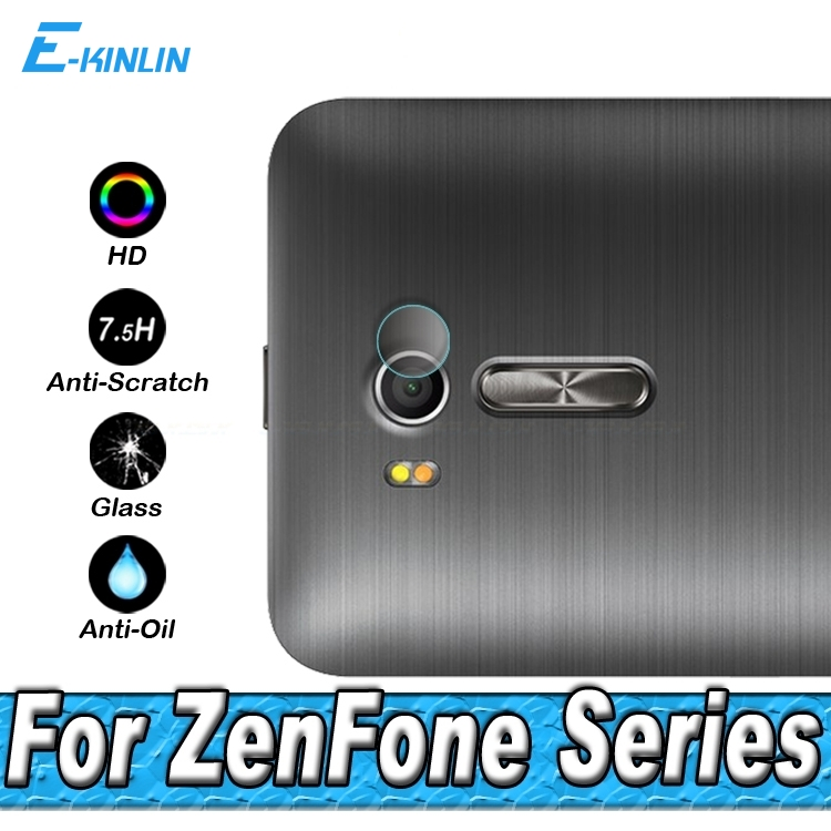 Back Camera Lens Screen Protector For ASUS ZenFone Live 3 GO TV 6 ZB501KL ZB551KL ZB452KG ZB450KL ZB550KL A600CG Tempered Glass