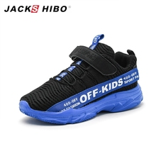 JACKSHIBO Kids Shoes Summer Sneakers Casual Toddler Baby for Children Sneaker Breatherable