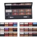 2016 New New Arrival Long-lasting Fácil de Usar 8 Cores Shimmer Eyeshadow Makeup Palette Por Nanda Duradoura À Prova D' Água Multicolor