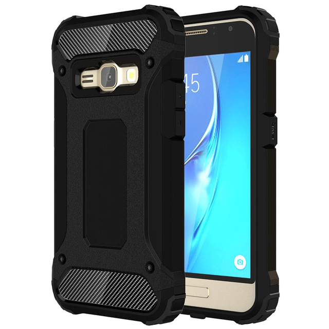 online store dc8ae 8069c US $2.72 9% OFF|Phone Case for Samsung Galaxy J3 2016 Case Luxury Armor  Rugged Cover Case for Samsung J3 2016 J320F Case for Samsung J3 2017-in  Fitted ...