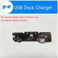 USB Board For Xiaomi Redmi Note 3 100% New USB Charge Plug Board With Microphone For Xiaomi Redmi Note 3 Prime Pro