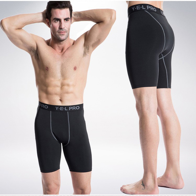 Leggings Crossfit Running Compression Running Shorts