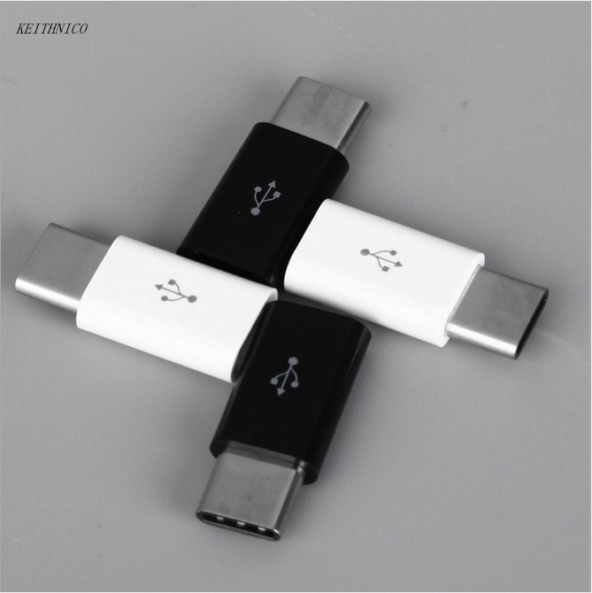1PC USB 3.1 Type C Male To Micro USB Female Converter Adapter Connector Charging Data Sync Transfer For Xiaomi Letv For Huawei ...