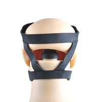 Fascia capa Senza Maschera Per Dormire Russare Apnea CPAP Copricapo Comfort Ventilatore di Ricambio