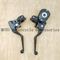 Motorcycle Clutch levers Brake pump Master Cylinder Levers For Harley Davidson sportster IRON 883 1200 48 72 XL 2004 2013