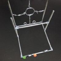 Нержавеющая сталь Связывание fix рамки обтягивающий Костюм металлические руки лодыжки манжеты воротник сдержанность handcuffsSex игрушки для пар
