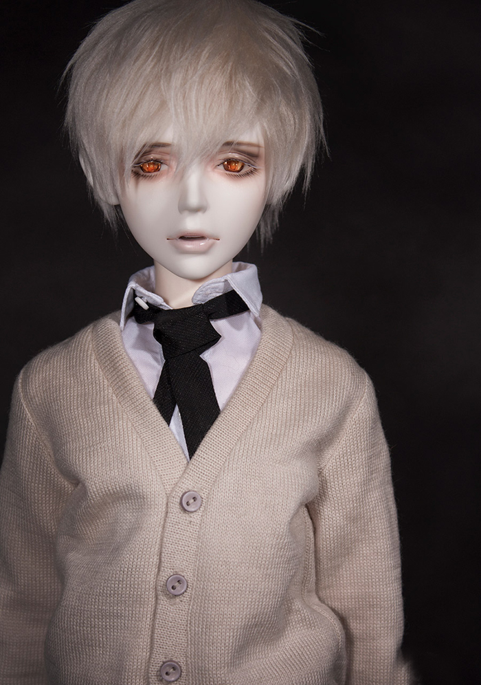 HeHe BJD 1/4 boy CO new bjd Handsome boy body Class50 on sale hot bjd free shipping