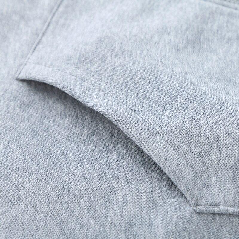 SEMIR 2019 Autumn Sweatshirt Sportswear Hoodies Man Hoodie Sweatshirt Cardigan Men Casual Zipper Slim Hoody Male