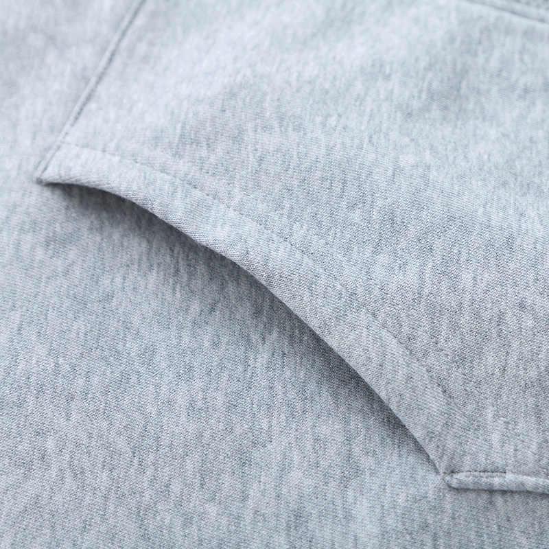 SEMIR 2019, Осенний свитшот, спортивная одежда, худи, Мужская толстовка, кардиган, мужская повседневная тонкая толстовка на молнии, мужская Толстовка
