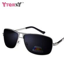 2017 Brand polarized sunglasses men Classic Retro PilotSun glasses men Alloy lenses Driving women oculos de sol masculino Y63
