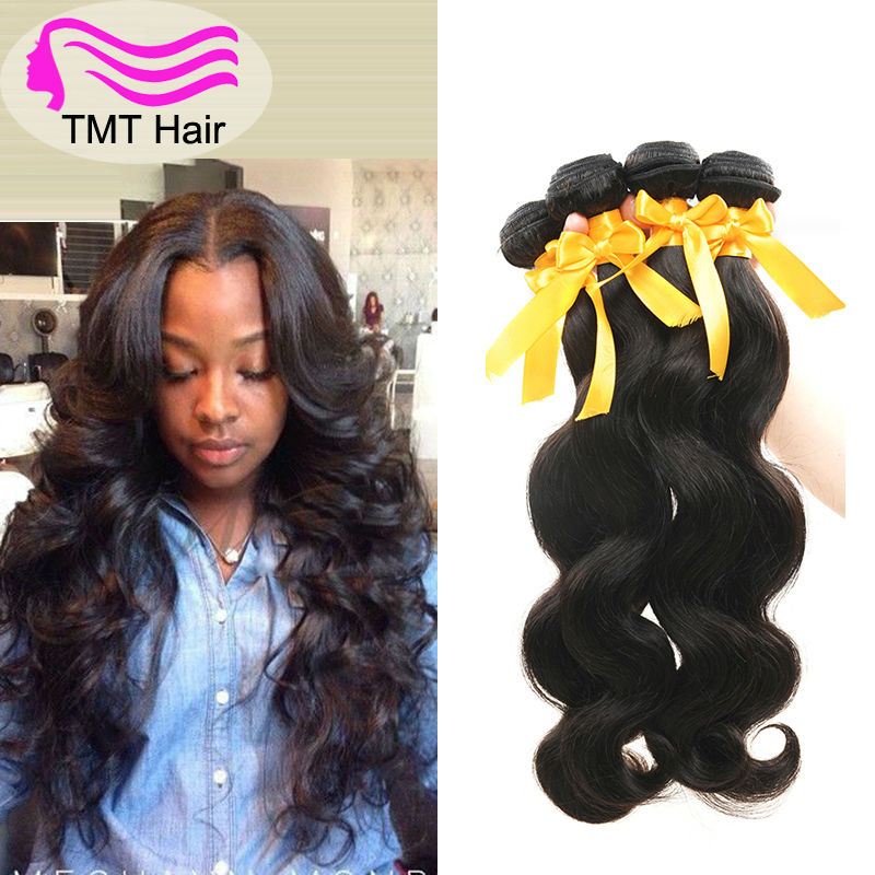 Tmt 9a Unprocessed Brazilian Body Wave Virgin Hair 4