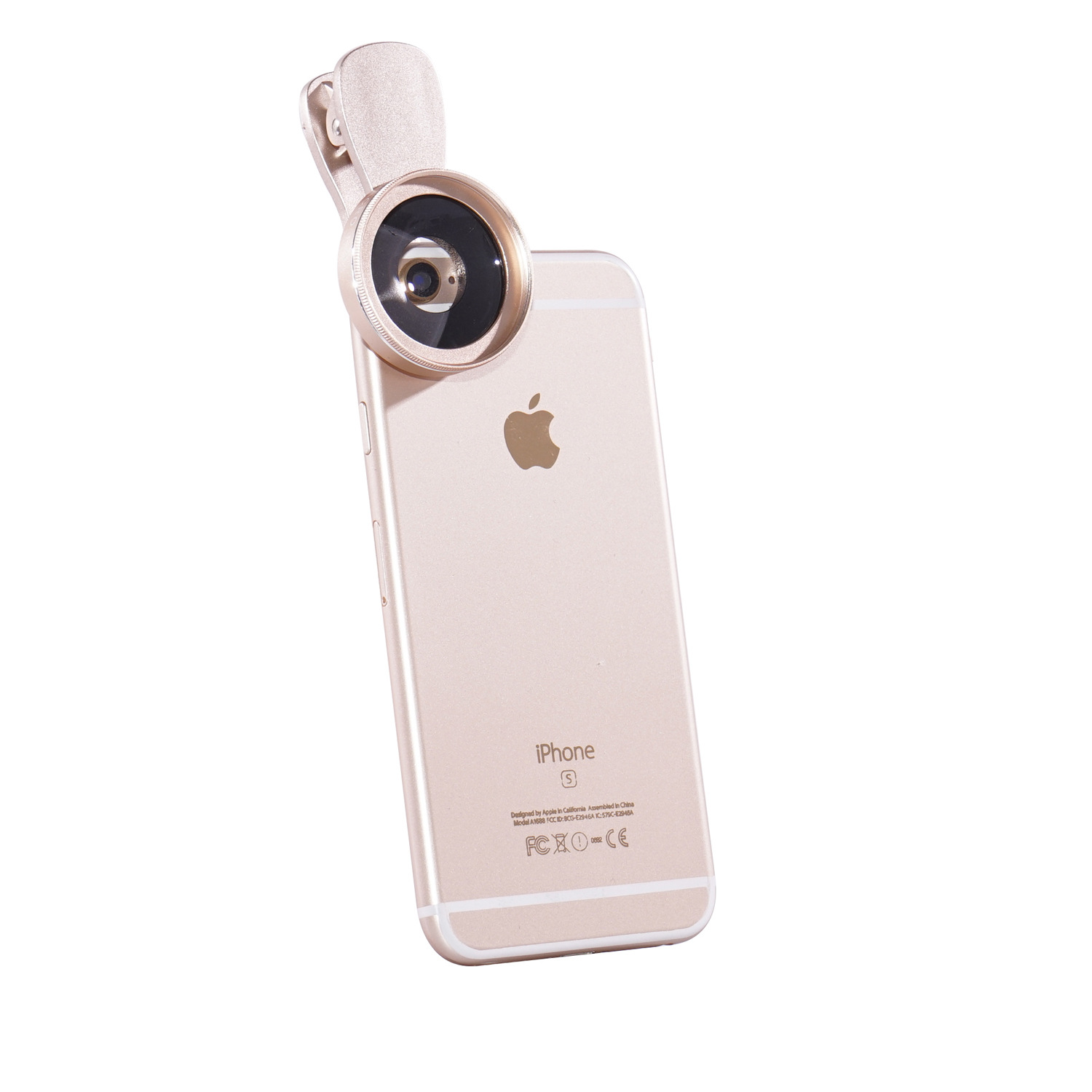 Distortionless 5 Layer Lenses 2 in 1 0.6x Wide Angle+15x Macro HD Lens Mobile Phone Camera Lens Kit for IPhone 6 6s Plus Xiaomi led fill in flash light wide angle macro lens for smartphone white