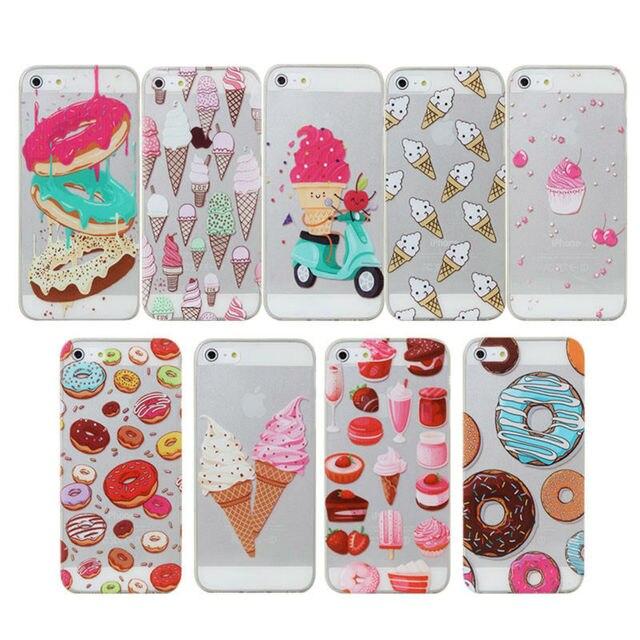 coque iphone 5 cupcake