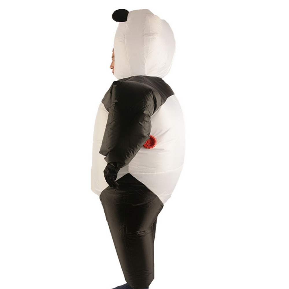 Inflatable Suits Blow Up Full Body Adult Panda Inflatable Costume ...