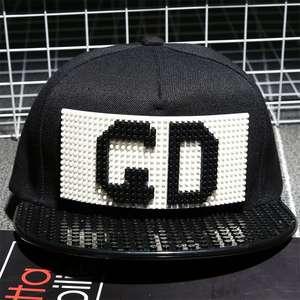 La MaxPa G cap blocks baseball trucker snapback hat for men e0a65ac3f