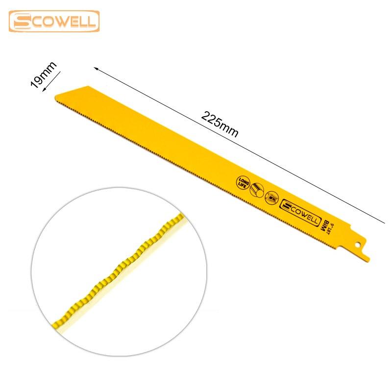 30% de descuento en cuchillas de sierra recíprocas bimetálicas - Hojas de sierra - foto 3