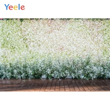 Yeele Wedding Ceremony Flowers Wall Love Beauty Photography Backdrops Personalized Photographic Backgrounds For Photo Studio