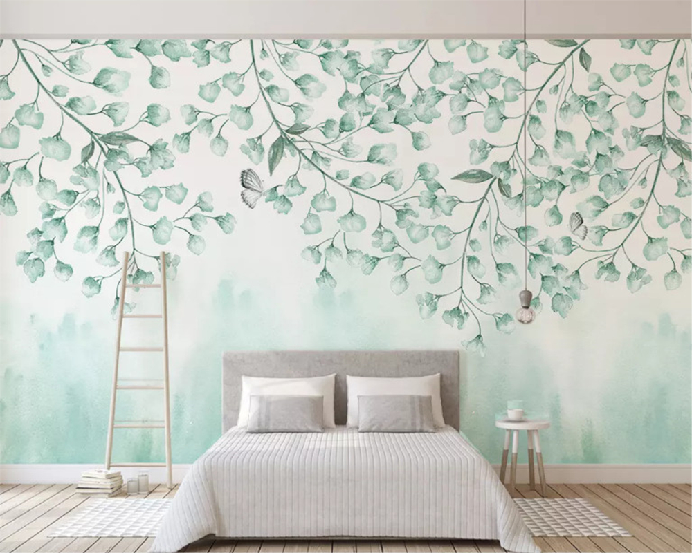 beibehang Fashion stereo papel de parede 3d wallpaper new chinese banana leaf plant tropical rainforest decoration background Herbal Products cb5feb1b7314637725a2e7: 17119345|17335934|17669111|17674611|17694840|18356899|18391551