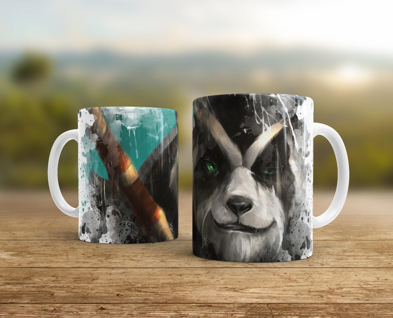 Mug Warcraft Wow Coffee Changing Magic Gamer World Of Color CtQrxsdh