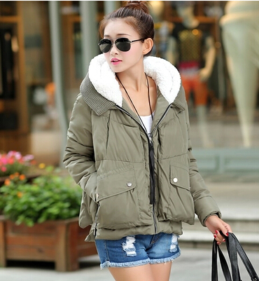 Aliexpress.com : Buy new 2015 Outwear Women Coat Winter Down ...