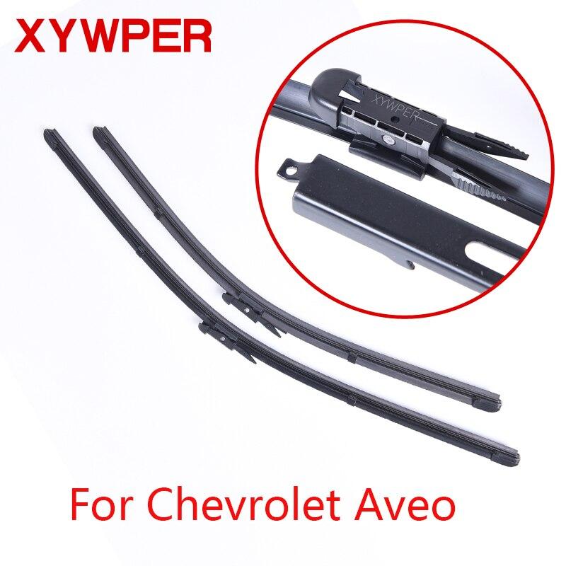 Xywper Wiper Blades For Chevrolet Aveo T300 2012 2013 2014 2015 2016