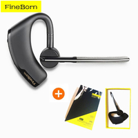 Sports Driver Office Handsfree Business Bluetooth Headset Earphone Noise Cancelling Wireless Headphone Headset Voice Control