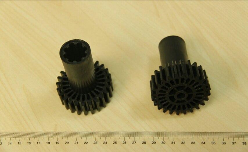 Kostenloser Versand fleischwolf teile kunststoff getriebe 7051414 fit Braun Plus G1300, G1100, KGZ4, KGZ3, G1500