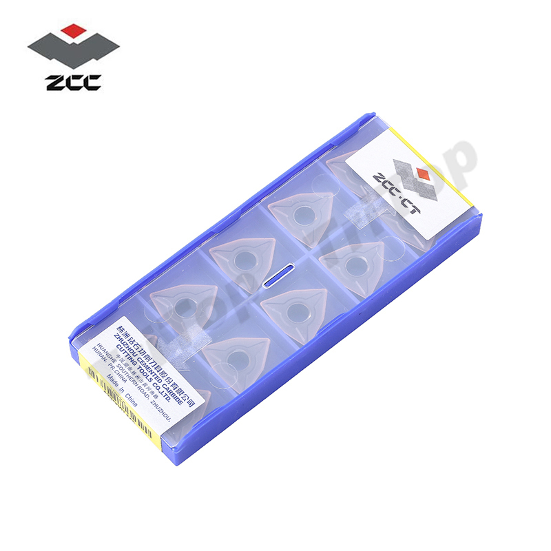 SPEDIZIONE GRATUITA WNMG 080408 -EM YBG205 Inserti zcc.ct WNMG432 - Macchine utensili e accessori - Fotografia 5