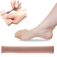 Дропшиппинг Профессиональный тканый фон для фотографии гелевая трубка для большого пальца стопы ног сепаратор для педикюра protector чехол инструмент для ухода за ногами