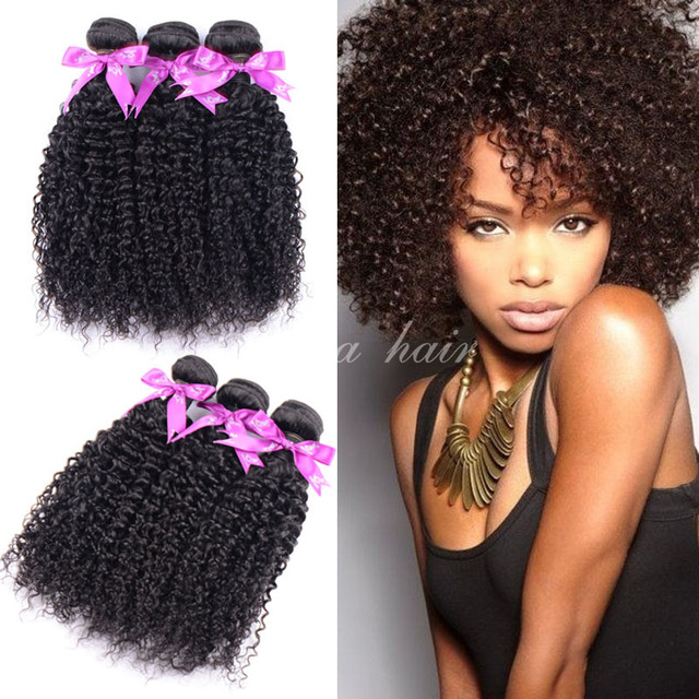 Aliexpress Mongolian Kinky Curly Virgin Hair Extensions 6a Kelly