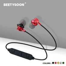 hot deal buy beetysoon sport wireless bluetooth headphone buetooth earphones headphones headset fone buetooth stereowith mic earpods earpod