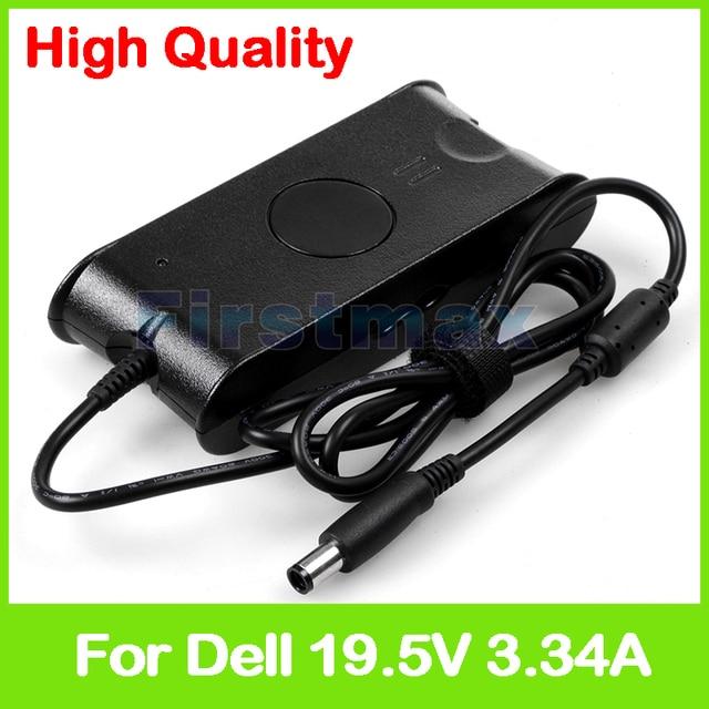 19.5 v 3.34A 65 w האוניברסלי AC חשמל מתאם עבור Dell Inspiron 3421 3437 3441 3442 3443 5323 5421 5423 5437 5447 5448 5547 מטען