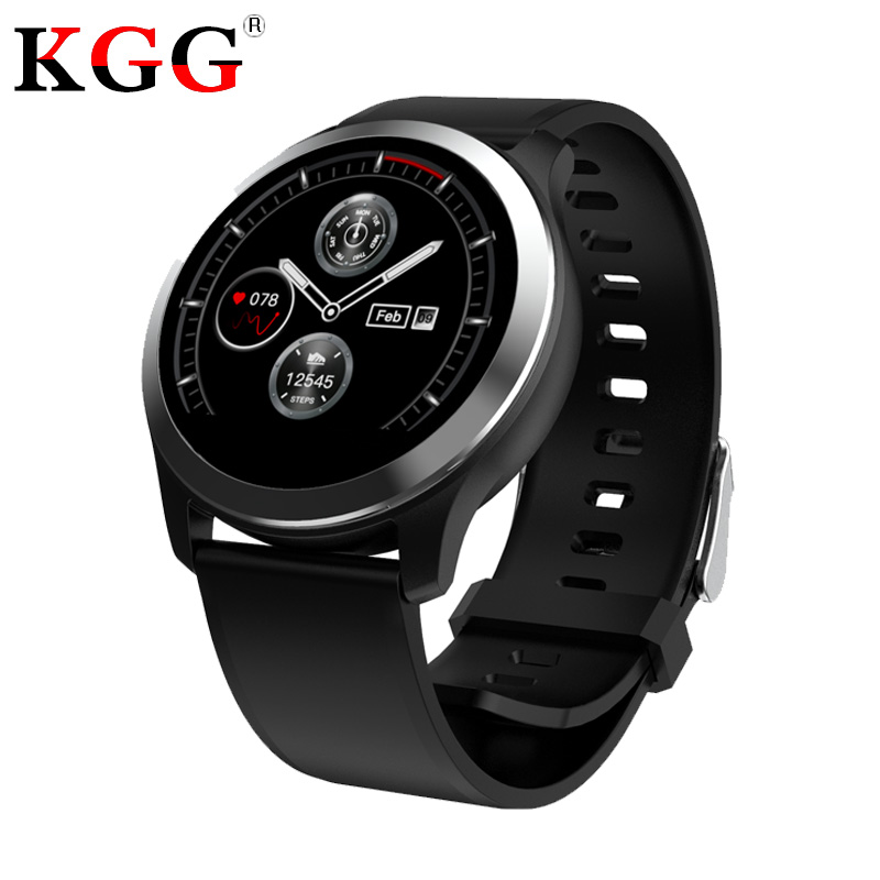 100 Original Z03 Smart Watch With ECG PPG Playback Diagram Blood Pressure Heart Rate Monitor Adjustable