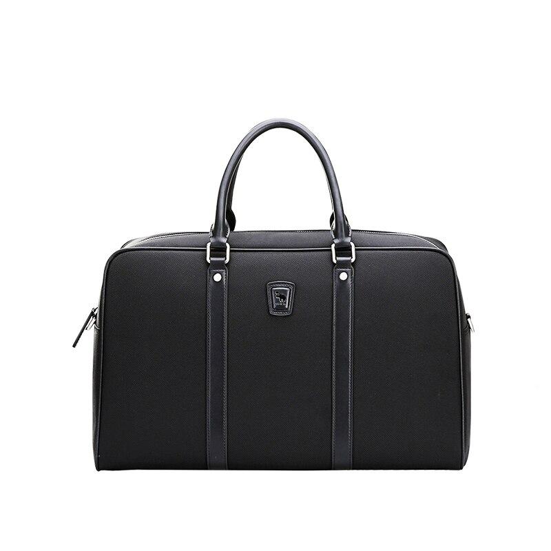 Oiwas Men Women Nylon Handbags Luxury Design Casual Business Tablets Storage Bag Messenger Crossbody Bag for Gift oiwas fashionable design men women