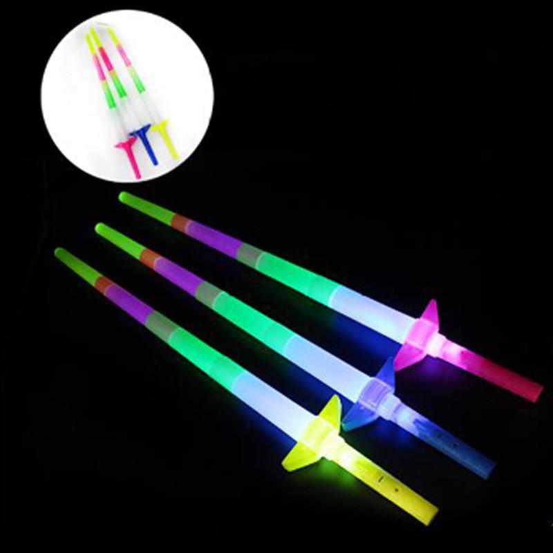 party led glow stick Rabbit smiley LED Foam Stick Light-Up Stick Festival wedding Party Decoration Concert Prop Bar led toy (18)