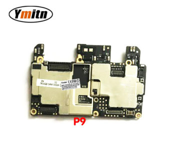Ymitn Mobile Electronic panel mainboard Motherboard unlocked with chips Circuits flex Cable For Huawei p9 EVA-L09 EVA-AL00