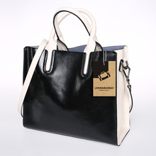 Black and White Shoulder Bags