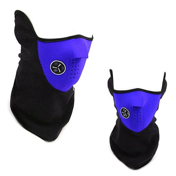 New New Face Mask Neck Warmer New Windproof Mask Motorcycle Cap Neck Veil Balaclavas Scarf Touca For Men Women Z2