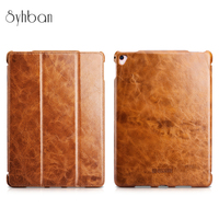 2017Luxury Series Genuine Leather Flip Case New For IPad Pro 9 7 Case For Tablet Ipad