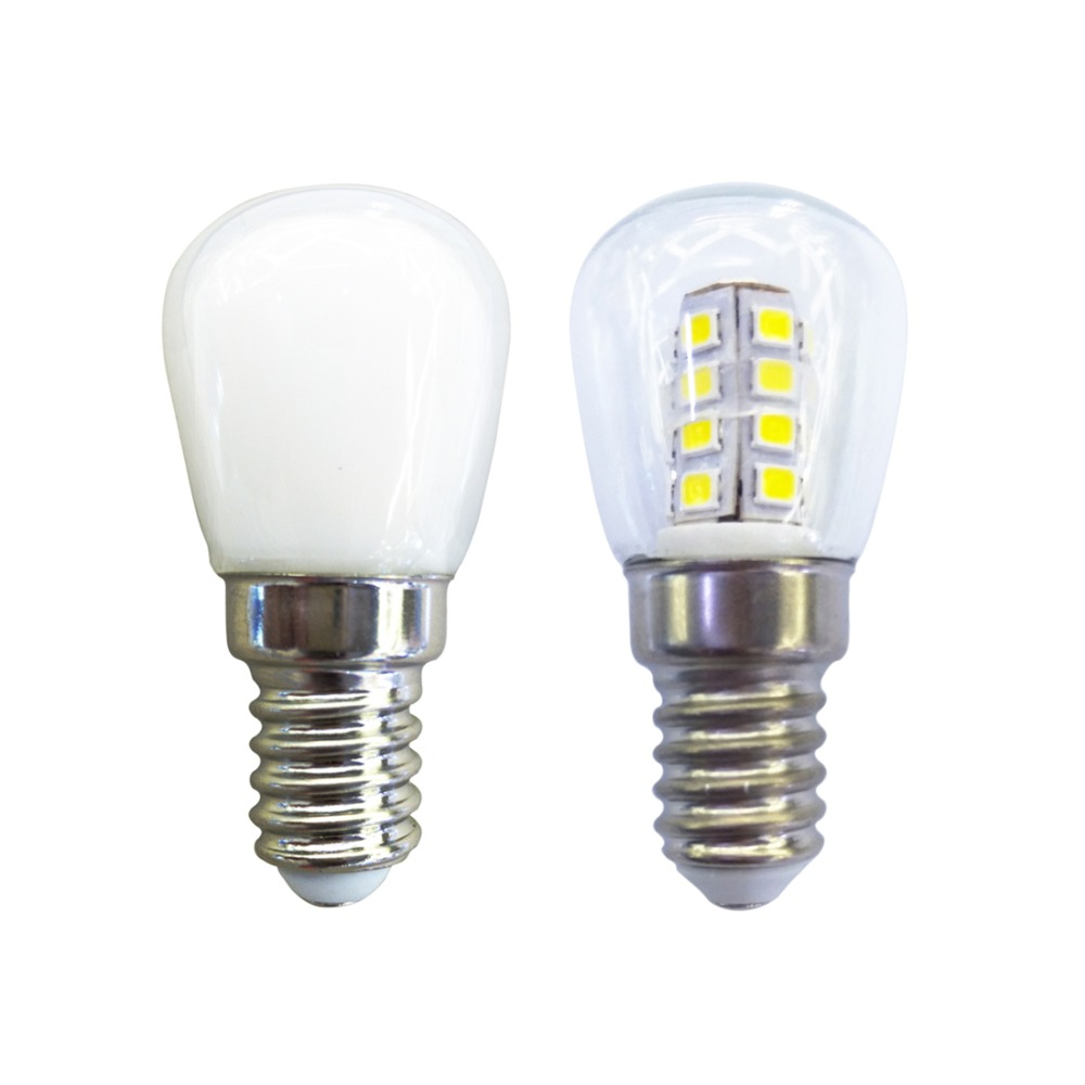 E14 LED Bulb 3W Warm/Cold White AC220-240V Waterproof LED Energy Saving Bulbs For Refrigerator,Microwave