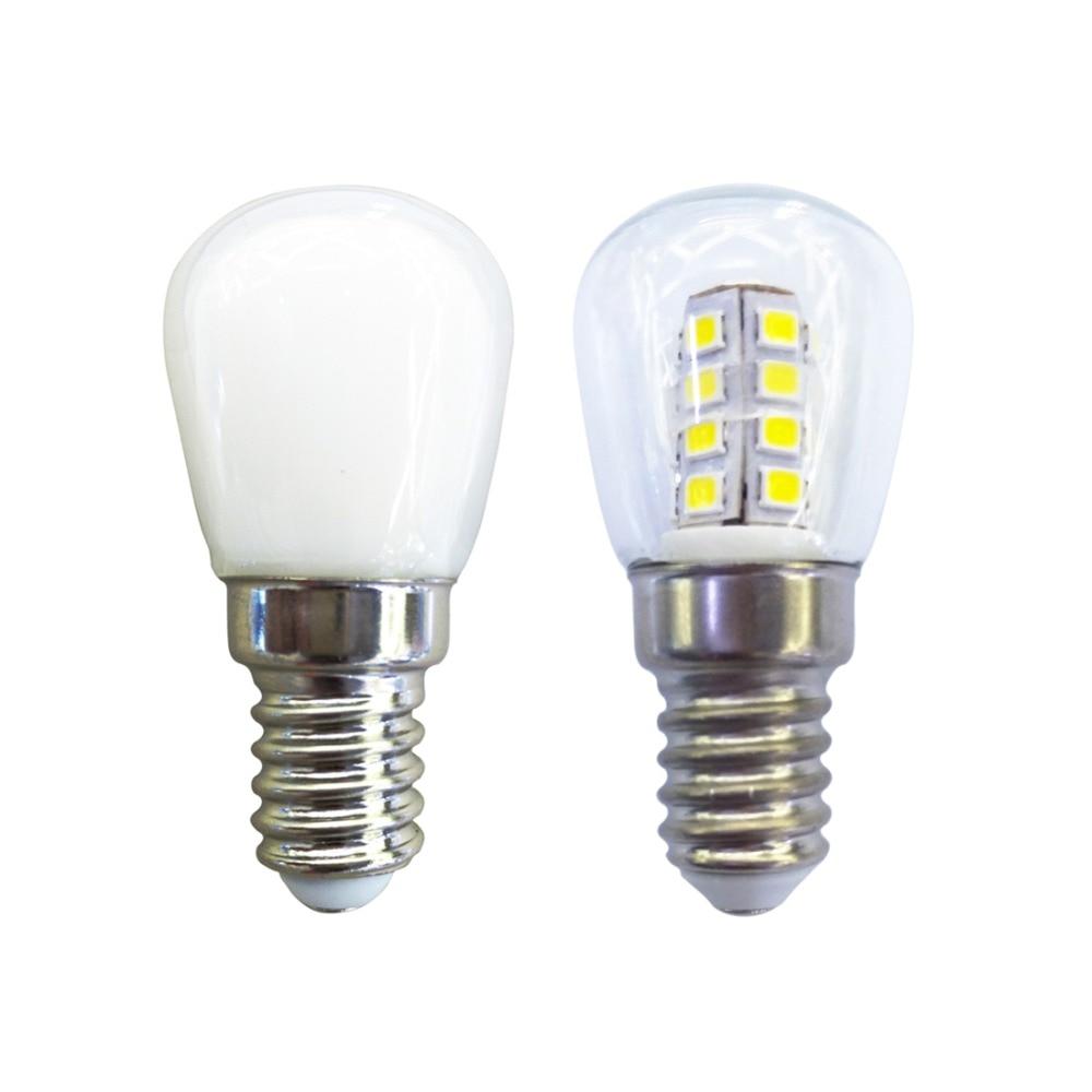 E14 LED Bulb 3W Warm/Cold White AC220-240V Waterproof LED Energy Saving Bulbs For Refrigerator,Microwave