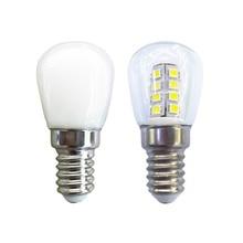 E14 żarówka LED 3 W ciepły/zimny biały AC220 240V wodoodporna LED żarówka energooszczędne do lodówki, kuchenka mikrofalowa