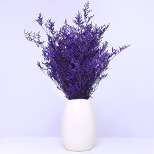 Handmade Natural Dried Flowers Flower Silk Artificial Grain Decorative Plants Home Decor for Scrapbooking Handicraft